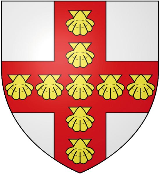 Blason de la mairie de Saint-gratien