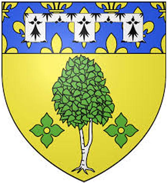 Blason de la mairie de Le bellay-en-vexin