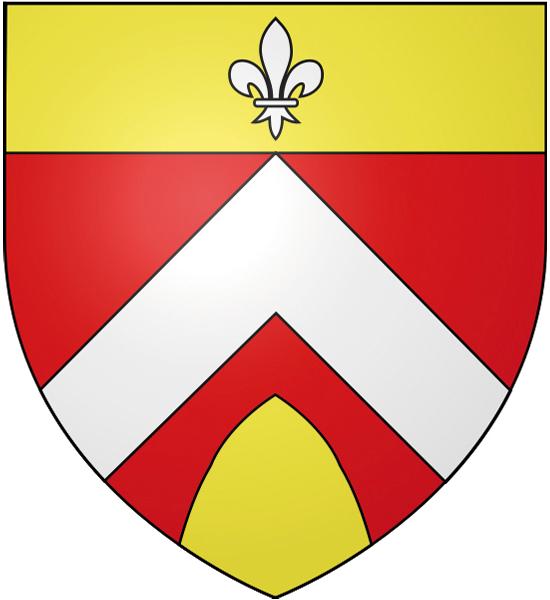 Blason de la mairie de Courdimanche