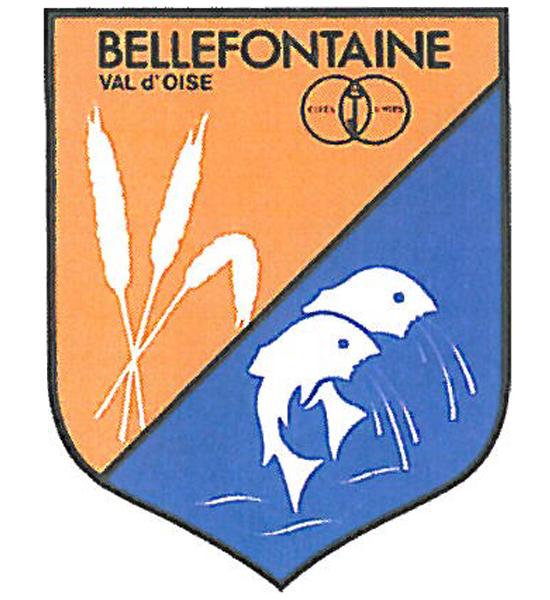 Blason de la mairie de Bellefontaine