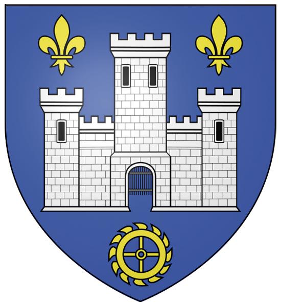 Blason de la mairie de Chars