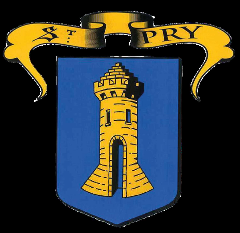 Blason de la mairie de Saint-prix