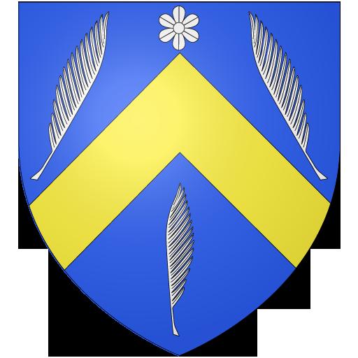 Blason de la mairie de Seraincourt