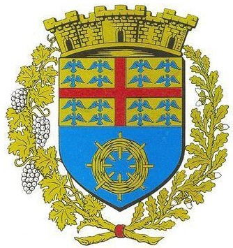Blason de la mairie de Le plessis-bouchard