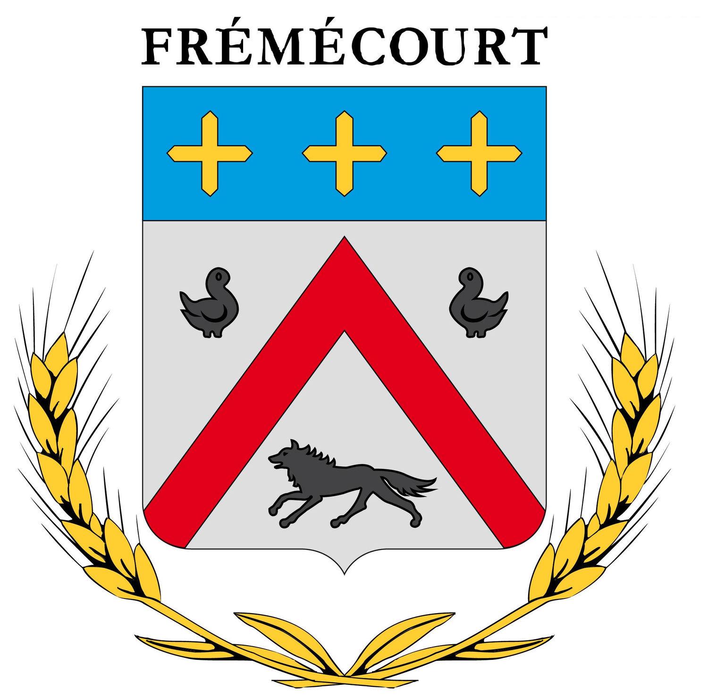 Blason de la mairie de Fremecourt