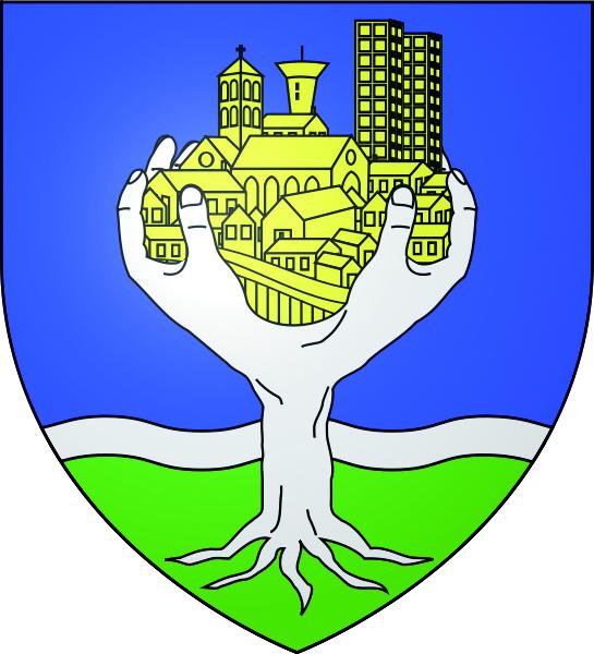 Blason de la mairie de Fosses