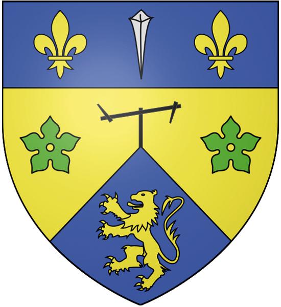 Blason de la mairie de Saint-martin-du-tertre