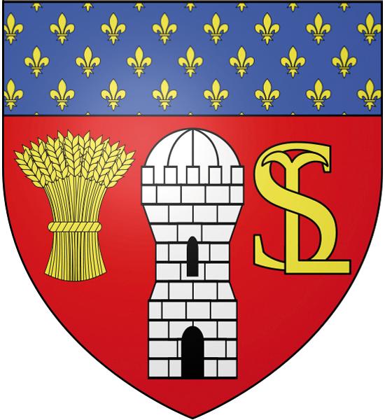 Blason de la mairie de Gonesse