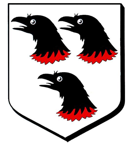 Blason de la mairie de Arnouville