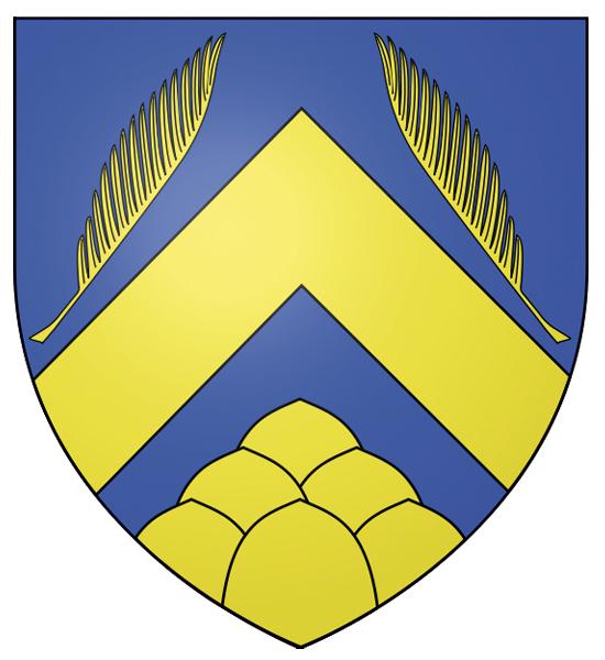 Blason de la mairie de Andilly