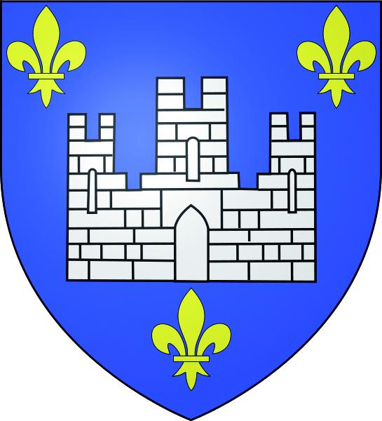 Blason de la mairie de Villiers-le-bel