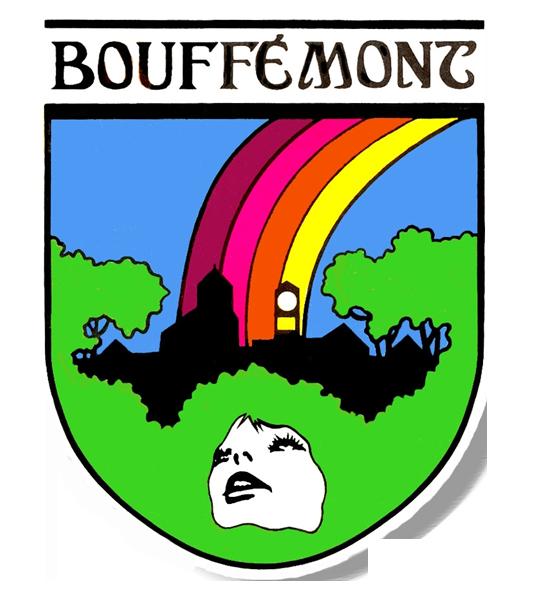 Blason de la mairie de Bouffemont