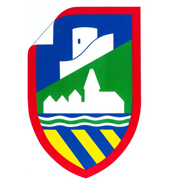 Blason de la mairie de La roche-guyon