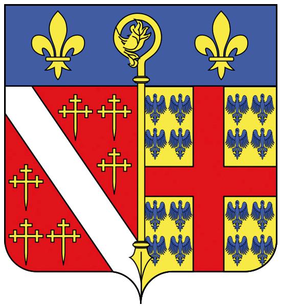 Blason de la mairie de Bessancourt