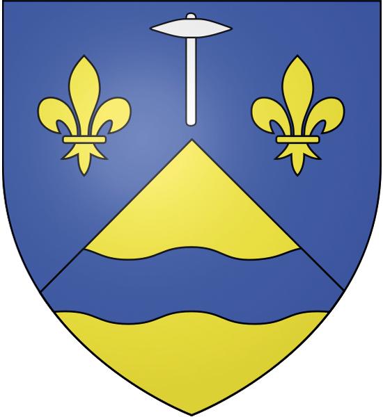 Blason de la mairie de Montigny-les-cormeilles