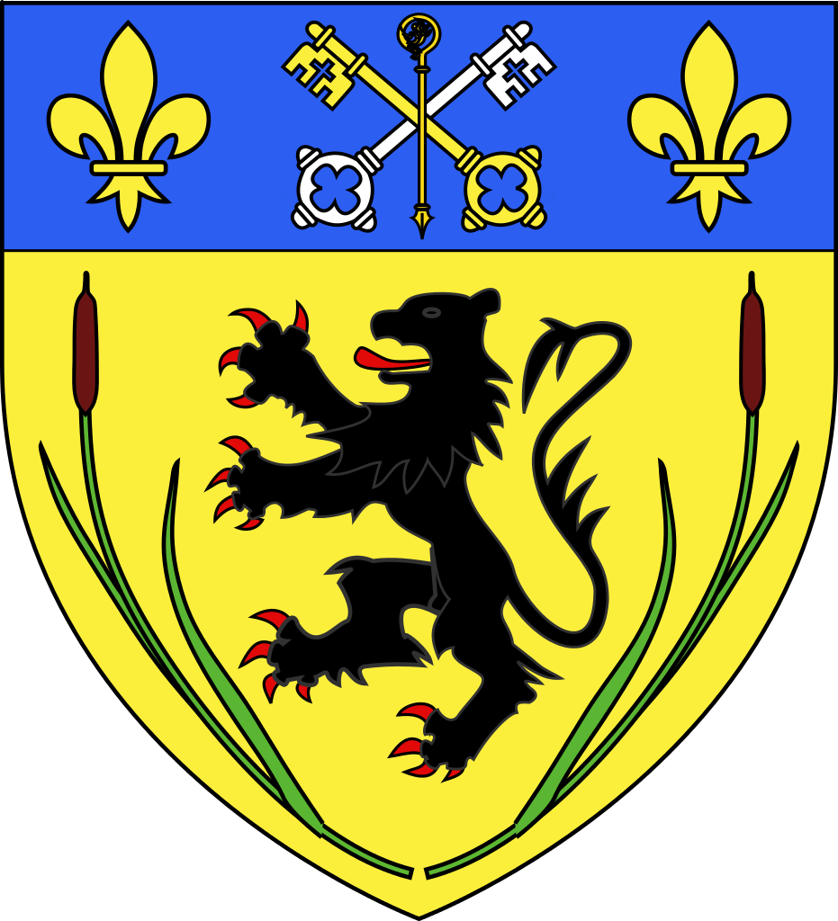 Blason de la mairie de Arronville