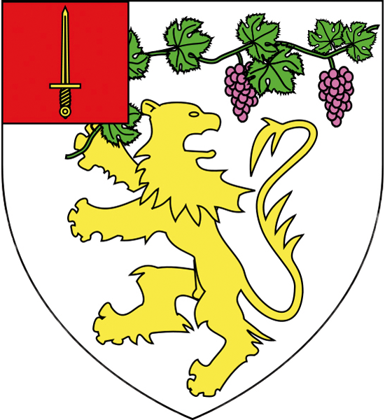 Blason de la mairie de Vigny