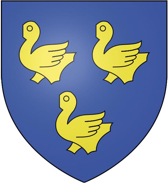 Blason de la mairie de Sarcelles