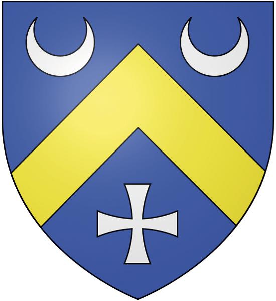 Blason de la mairie de Montlignon