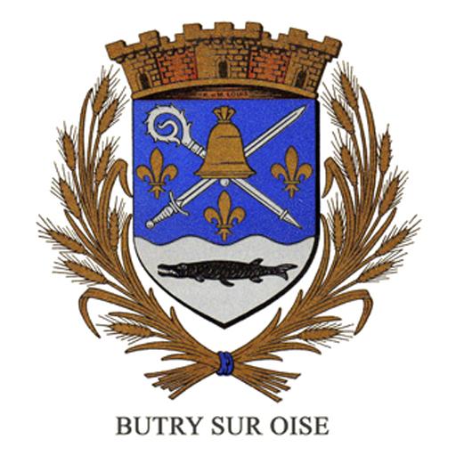 Blason de la mairie de Butry sur oise