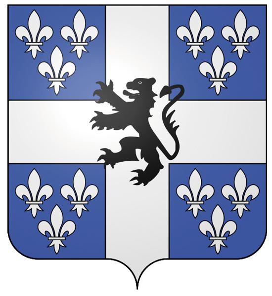Blason de la mairie de Baillet-en-france