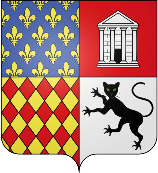 Blason de la mairie de Genainville