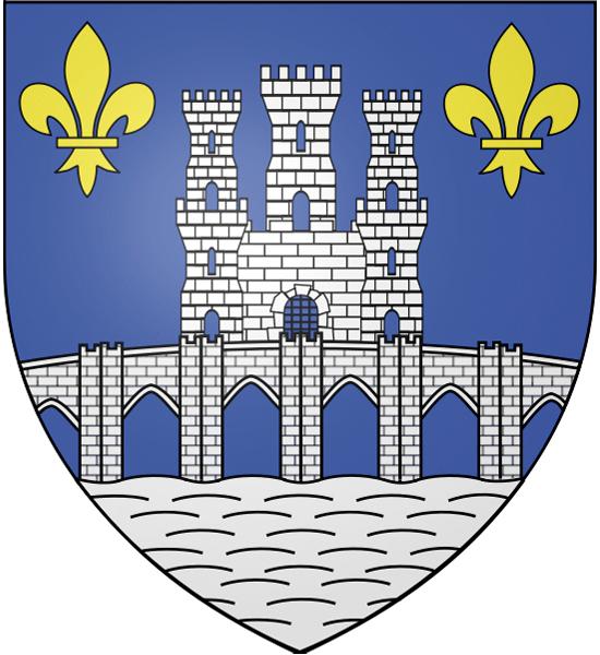 Blason de la mairie de Pontoise