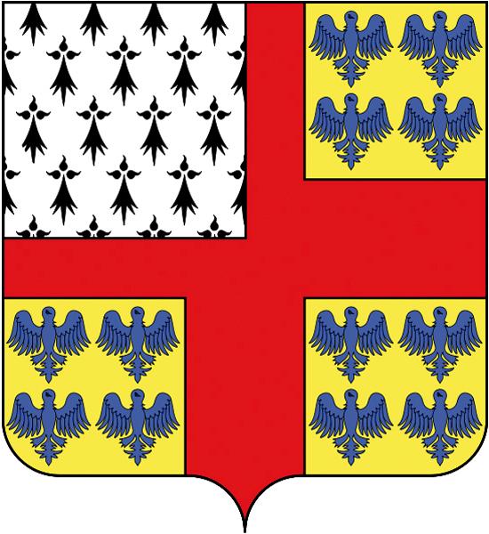 Blason de la mairie de Deuil-la-barre