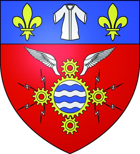 Blason de la mairie de Argenteuil
