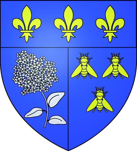 Blason de la mairie de Ennery