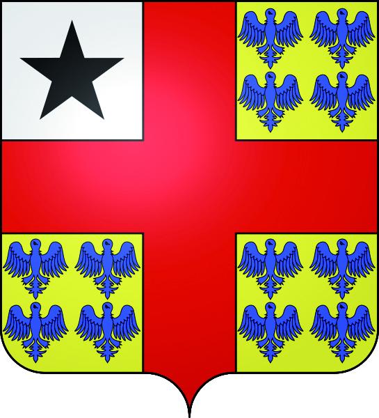 Blason de la mairie de Montsoult