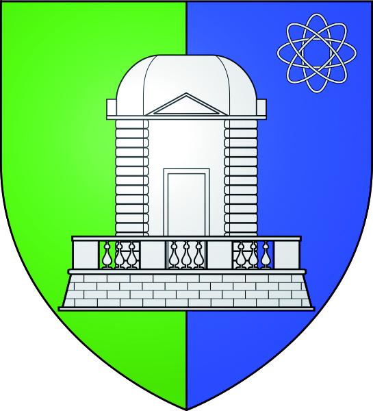 Blason de la mairie de Neuville-sur-oise