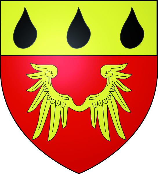 Blason de la mairie de Valmondois