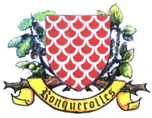 Blason de la mairie de Ronquerolles