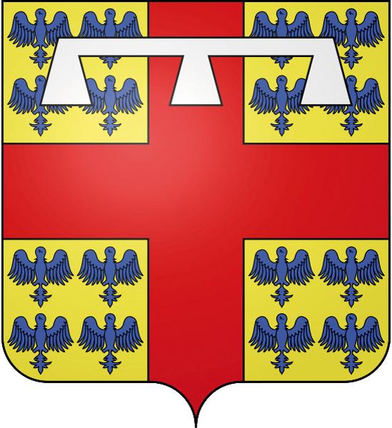 Blason de la mairie de Eaubonne