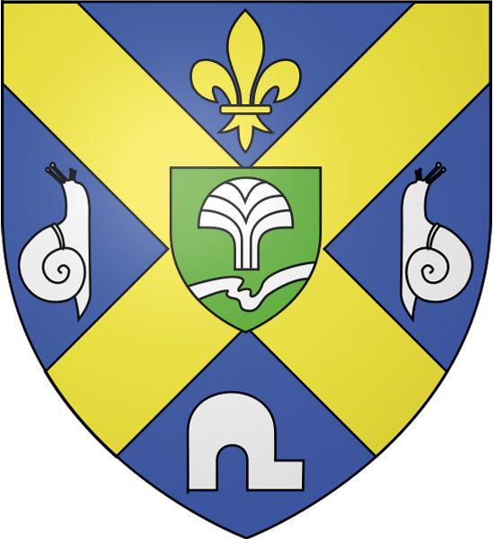 Blason de la mairie de Eragny-sur-oise