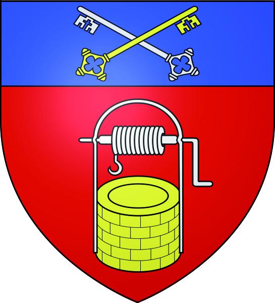 Blason de la mairie de Brignancourt