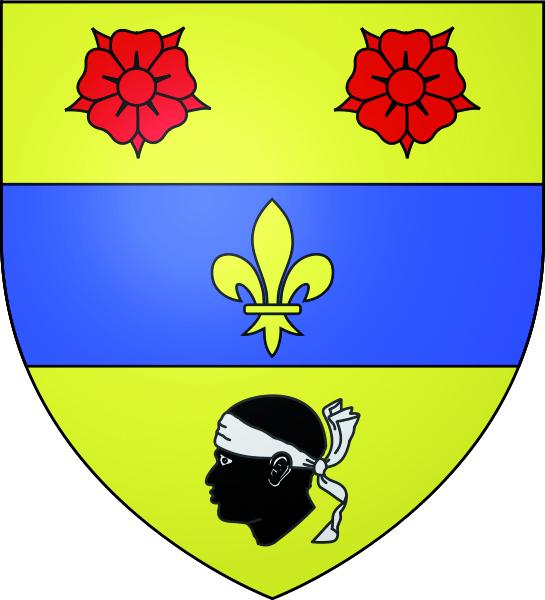 Blason de la mairie de Vemars