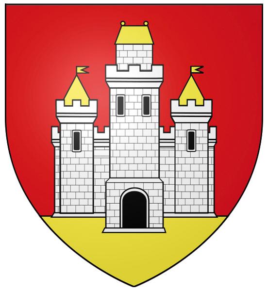 Blason de la mairie de Beaumont-sur-oise