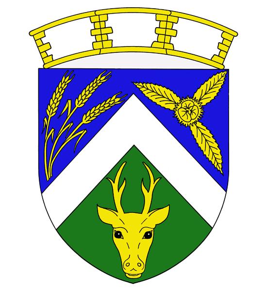 Blason de la mairie de Bethemont-la-foret