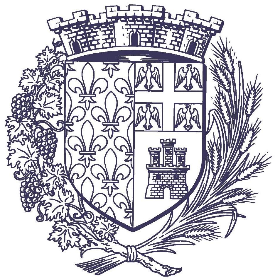 Blason de la mairie de Frepillon
