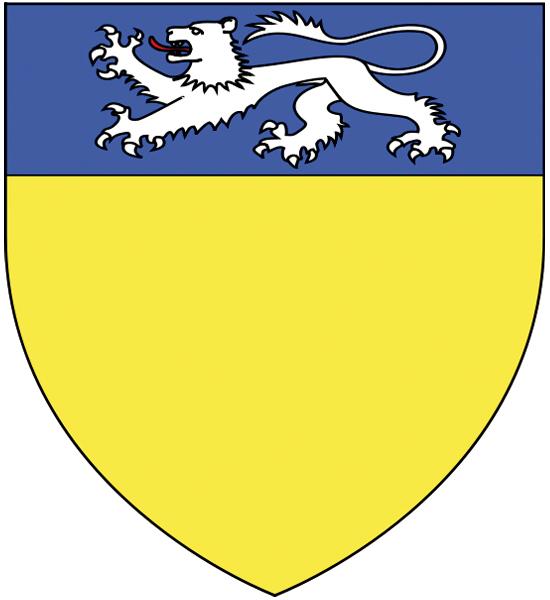 Blason de la mairie de Hedouville