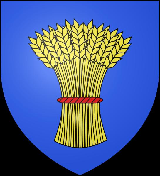 Blason de la mairie de Piscop