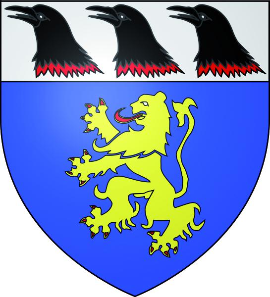 Blason de la mairie de Garges-les-gonesse