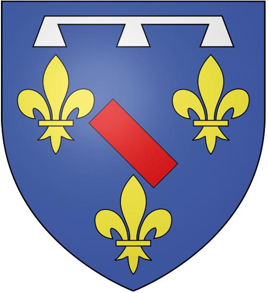 Blason de la mairie de Enghien-les-bains