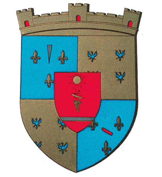 Blason de la mairie de Groslay