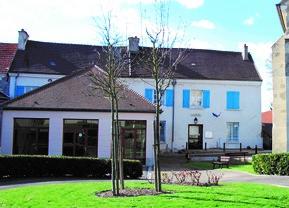 façade de la mairie de Jagny-sous-bois
