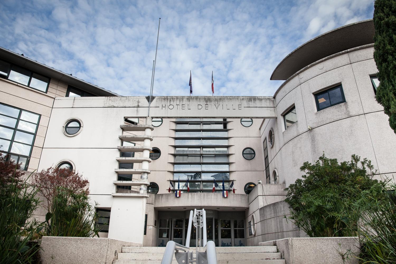 façade de la mairie de Argenteuil