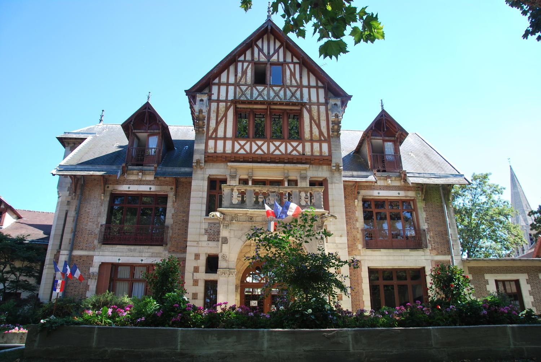 façade de la mairie de Sarcelles