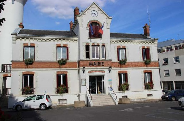façade de la mairie de Ezanville